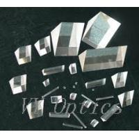 Quality optical equilateral prism right-angle prisms UV-grade FS  prisms for sale