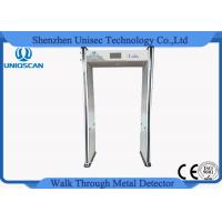 Quality High Sensitivity Airport Archway Metal Detector, Walk Through Metal Detector For Security for sale