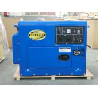 Wholesale Industrial Air Cooled Quiet Diesel Generator With 3000 / 3600 Rpm Engine Speed from china suppliers