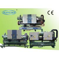 Wholesale Water cooled modular Industrial Water chiller cooling system IN plastic injection from china suppliers