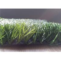 Wholesale Diamond shape Durable Soccer Artificial Grass Floor Mat , Outdoor Synthetic Sports Turf from china suppliers
