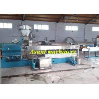 Wholesale ABS Recycling Plastic Pelletizing Equipment 380V For Master batch from china suppliers