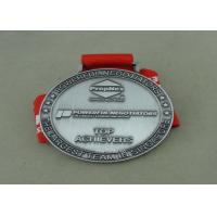 Wholesale Die Cast Medals For Souvenir , Ribbon Medal Badge For Sports from china suppliers