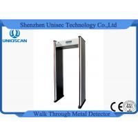 Wholesale Security Commercial Multi Zone Metal Detector Walk Through With 12 Zones from china suppliers