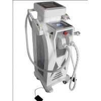 Wholesale 1064nm SHR Painless Laser Hair Removal Machine Vertical Multi Language 220V from china suppliers