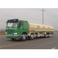Wholesale SINOTRUK howo 8*4 266-290 hp water truck sprayer with 17 CBM Tank Volume from china suppliers