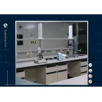 Wholesale Customized Working Area Science Lab Countertops ,  Free Design Laboratory Benches And Cabinets from china suppliers