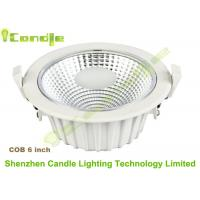 Wholesale 6 Inch 240v 12w Cree Led Downlights For Kitchen 600lm 60 Degree , 3 Years Warranty from china suppliers