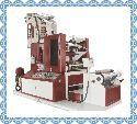 Quality High Efficient Two Color Flexographic Printing Machine With ISO9001 SJYT - 45 for sale