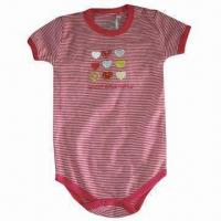 Wholesale Baby Romper, 100% Cotton, Good-quality from china suppliers