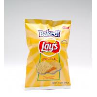Wholesale Air Inflation Aluminum Snack Food Packaging Potato Chips Use QS from china suppliers