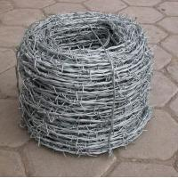 Wholesale Blue Silver Pvc Coated Razor Twist High Tensile Barbed Wire For Good Protection from china suppliers