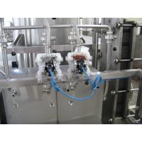 Quality CIP Cleaning Washing System For Beverage  production line , Stainless Steel SUS304 / 316L for sale