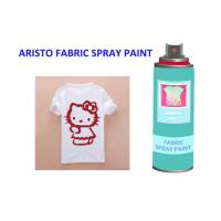 Wholesale Neon Alcohol Based Upholstery Fabric Spray Paint Leather With Excellent Coverage from china suppliers