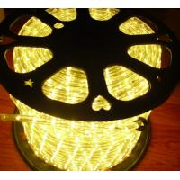 """Wholesale 1/2"""" 2 wire round led lighting rope from china suppliers"""