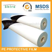 Wholesale White Scratch Protection Film For Doors , Recycable Protective Adhesive Film Tape from china suppliers