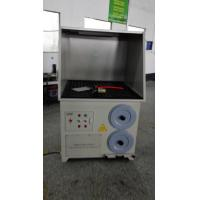 China Loobo Factory price grinding table with downdraft dust collection and cartridge filtration on sale