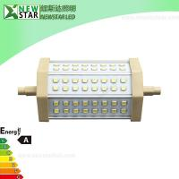 Wholesale 4500K Epistar 2835 SMD 10W 118mm R7S Led Light, High Efficiency R7S LED Lamp from china suppliers