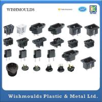 Wholesale OEM Electrical Plug Insert Overmolding Injection Molding Parts For Charger Case from china suppliers