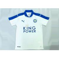 Mens Soccer Jerseys Home Away 3rd New Leicester Football Shirts For Euro 2016/2017