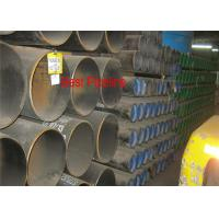 TP304L TP316 Electronic Resistance Welded Pipe Beveled Ends Iron Protector for sale