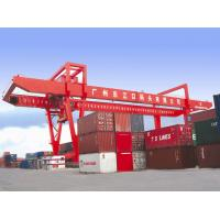 Wholesale 45ton Capacity Double Girder Rail Mounted Container gantry Crane from china suppliers