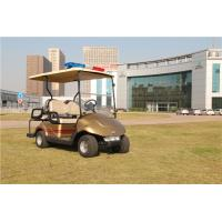 Wholesale Customized Four Person Electric Patrol Vehicle Battery Powered Wholesale from china suppliers