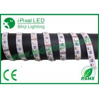 Wholesale DC12V 24V SMD5050 60LEDs / m RGBW flexible LED Strips with 3 or 6 LED in one group from china suppliers