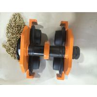 China Safety Manual Geared Push Trolley Hoist 0.5T - 30T For Wharf Use on sale