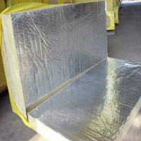 Wholesale 50mm/100mm rock wool board with Alum.foil for insulation from china suppliers