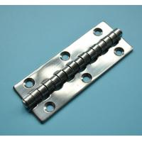 Wholesale 80mm*20mm*1.5mm AISI 316 Marine Grade Stainless Steel Boat Cabin Door Hinge Type from china suppliers