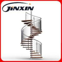 Wholesale Stainless Steel Spiral Staircase (YK-01) from china suppliers