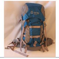 Wholesale 600D match silver jacquard camping rucksack hiking backpack sports bag for ourdoor-55L from china suppliers