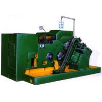 Wholesale 15 Kw Power Custom Bolt Header Machine 3550*2440*1780mm Green Color from china suppliers
