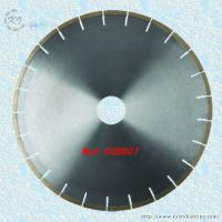 Wholesale Silver Brazed Diamond Saw Blade for Cutting Quartz and Microcrystalline Stone - DSBB07 from china suppliers