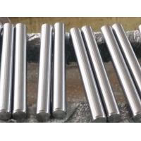 Buy cheap Precision Steel Mechanical Hard Chrome Plated Rod, CK45 Hot Rolled Chrome Bar from wholesalers