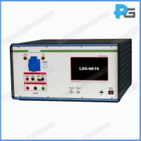 Wholesale IEC61000-4-5 EMC Test Equipment 6KV Lightning Surge Generator with 300V/16A Coupling and Decoupling Network LCD Display from china suppliers