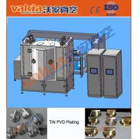 Wholesale Metal Parts TiN  PVD Plating Plant Titanium Nitride Coating Equipment from china suppliers