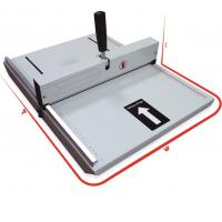 Wholesale A4 Dotted Line Strip Binding Machine Creases On Plain Paper / Paper Board from china suppliers
