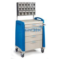 Wholesale Model YA-TRA02   Anesthesia Cart With Multi Bin Organizer from china suppliers