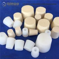 Buy cheap Made in China Shanghai Qinuo nature rubber and silicone rubber bottle stoppers from wholesalers