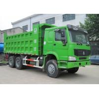 Wholesale Sinotruk HOWO dump truck (tipper) ZZ3257N3247B for sand from china suppliers