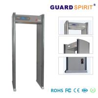 Wholesale 255 Level Portable Door Frame Metal Detector Adjustable Alarm Time Controller Setting from china suppliers