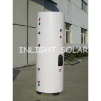 Wholesale Eco- Friendly Solar Heat Exchanger Tank 500L White / Silver Grey Outer Housing Color from china suppliers