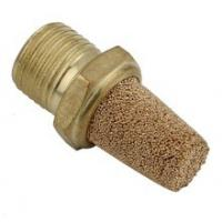 Wholesale high filtration precision  Noise Filter Air Pneumatic Brass Muffler from china suppliers