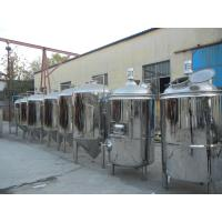 Wholesale 2000L micro beer equipment for beer brewery manufacture from china suppliers