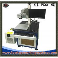 Wholesale Bar Code Laser Coding Machine , Laser Wire Marking Machine Water Cooling from china suppliers