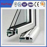 Wholesale China supplier of aluminium profile to make doors and windows/aluminium door price from china suppliers
