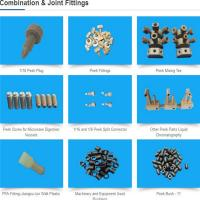 Wholesale PEEK  processed parts from china suppliers