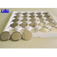 Wholesale Audio Equipment High Capacity 3v Coin Battery , Durable 1.7g Cr2016 Watch Battery from china suppliers
